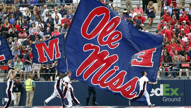 Ole Miss will play the first 10 weeks of the 2015 season.