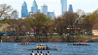 A boat-rental service at Cooper River Park in Pennsauken won't interfere with rowing competitions, according to Camden County.