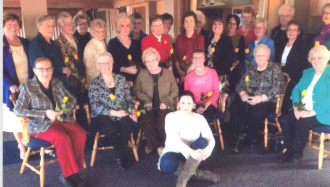 Catholic Daughters of the Americas Court St. Ann. #699 celebrated its 95th anniversary on Oct. 16.
