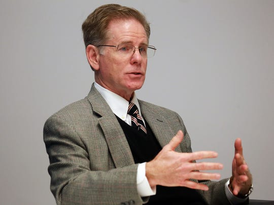 Detroit Public Schools  Steven W. Rhodes Emergency Manager Steven Rhodes in a Feb. 2015 photo.