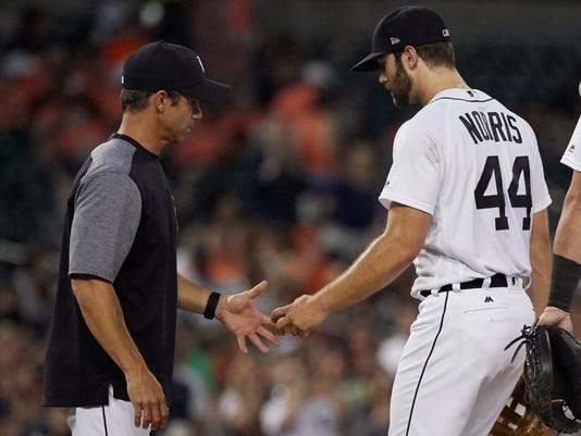 MLB: Tampa Bay Rays at Detroit Tigers
