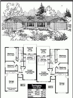 Torrington house plan
