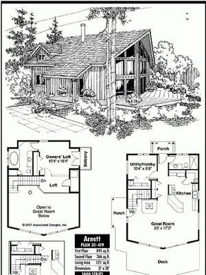 Arnett house plan