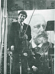 Daniel Heifetz went on to be a top finisher at the Tchaikovsky Competition in 1978.