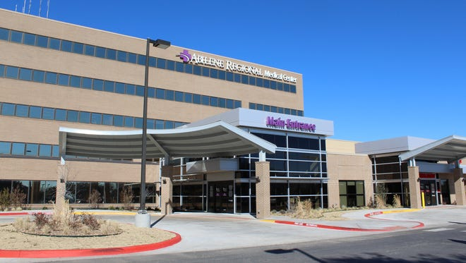 Abilene Regional Medical Center as it looks 34 years after moving from downtown Abilene as West Texas Medical Center.