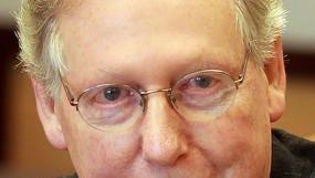 Kentucky Sen. Mitch McConnell