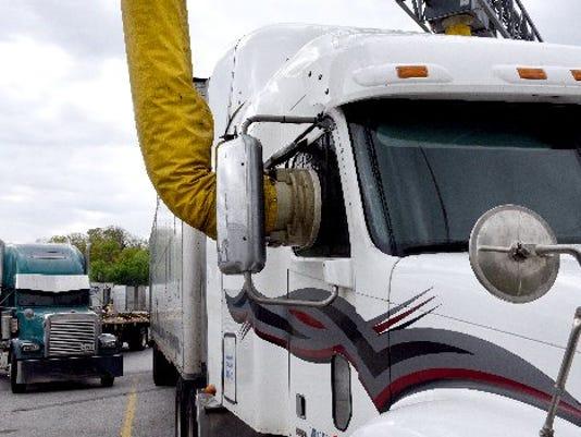 Idleaire trucks