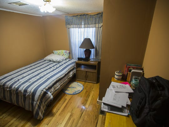 Emma Gutierrez, has kept her missing son's room the same in faith that he'll one day return.