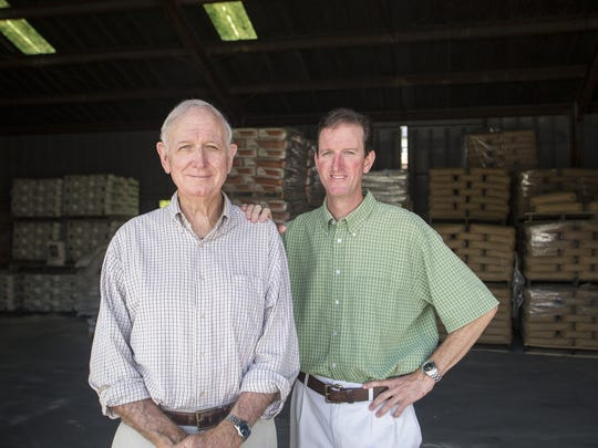JL Dowling Construction Materials  is a father and son run business that has operated on West Madison street in Tallahassee for 62 years.