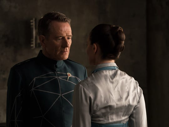 Bryan Cranston is one of many stars who signed up for an episode of Amazon's anthology series 'Philip K. Dick's Electric Dreams.'