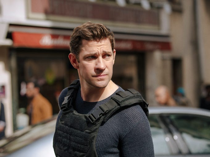 With the premiere of Amazon's 'Jack Ryan' on Aug. 31,