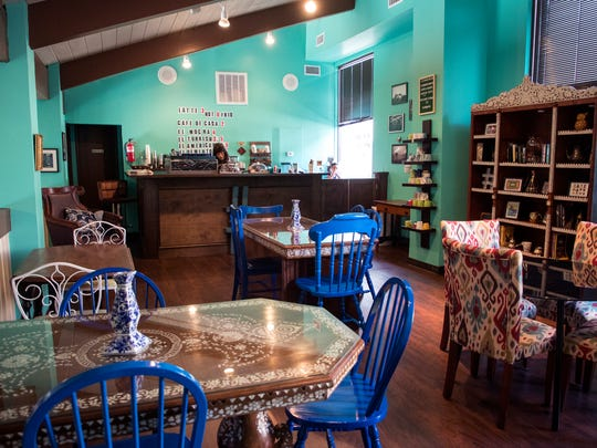 "The Coffee Mugg recently opened inside the Ghraowi Chocolate Company on South Padre Island Drive. They feature Turkish coffee, mochas with mocha sauce made in-house as every drink is ordered and pride themselves on a ""cozy"" feeling."