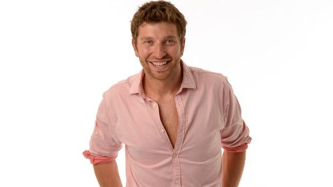 """Brett Eldredge recently had the first No. 1 hit of his career with """"Don't Ya."""""""