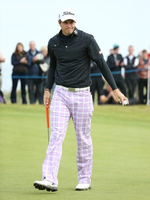 Peter Uihlein shot a 60 Friday at The Alfred Dunhill Links Championships.