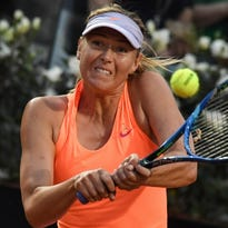 Maria Sharapova will return for World Team Tennis matches in July