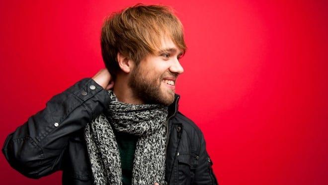 Josh Wilson will perform a benefit concert in Windthorst Dec. 8.