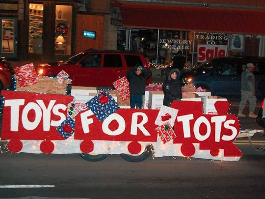 Toys for Tots once again will be collecting toys during