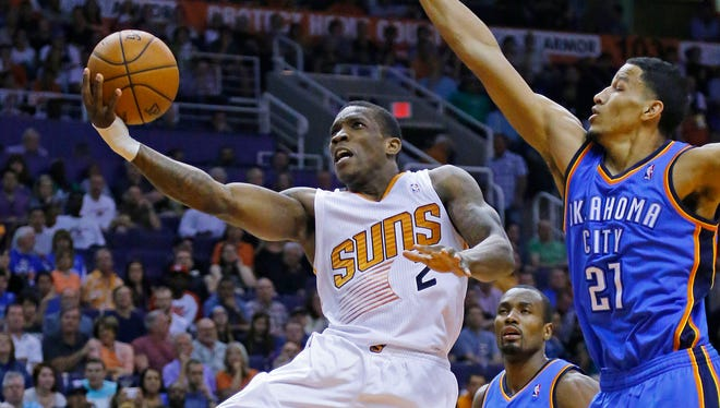 Suns guard Eric Bledsoe, a restricted free agent, has seen his contract options dwindle this summer.