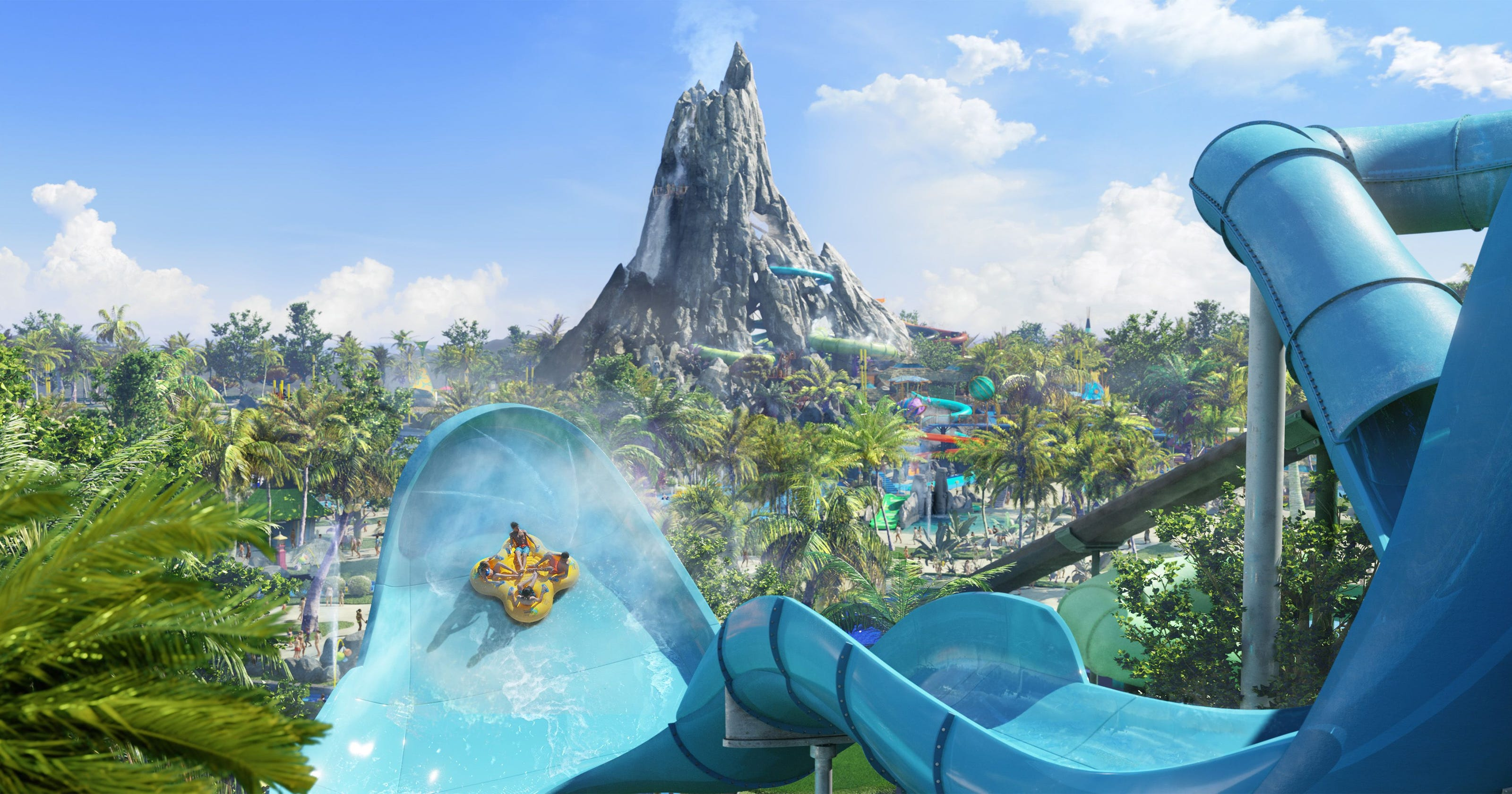 f8633511 Universal Orlando in 2017: A new water park and more
