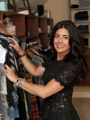 Christie Maruka is the founder of Fashion Fix, New Jersey's mobile clothing store.