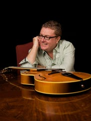 Martin Taylor will perform at 1 and 7 p.m. on Thursday,