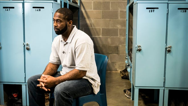 Harold Sylvester speaks with USA TODAY about the reentry program at Lafayette Parrish Correctional Center in New Orleans.