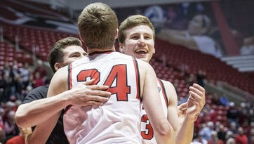 Ball State's overcomes late 11-point deficit to win CIT game