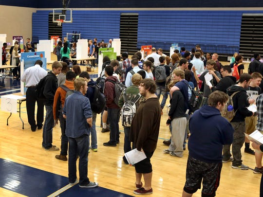 "Siegel High School seniors took part in the ""On My"