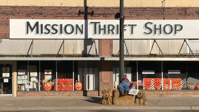 The Mission Thrift Store, 313 N. Washington, is open again from 9 a.m. to 1 p.m. Mondays, Tuesdays, Wednesdays and Saturdays. The store's half-price sale will continue throughout October.