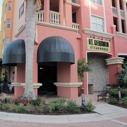 St. Germain Steakhouse recently replaced the longtime
