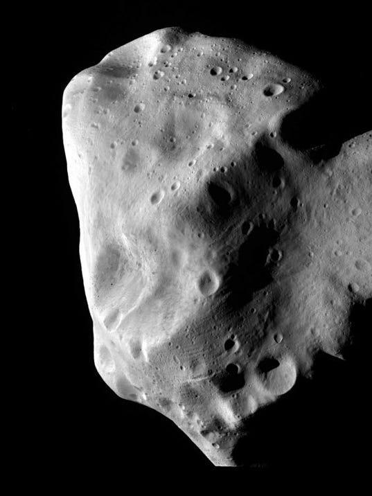 largest asteroids in the universe - photo #14