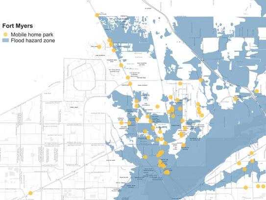 Data source: Federal Emergency Management Agency, Florida