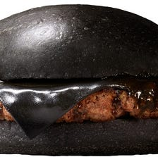 Kuro Pearl burger