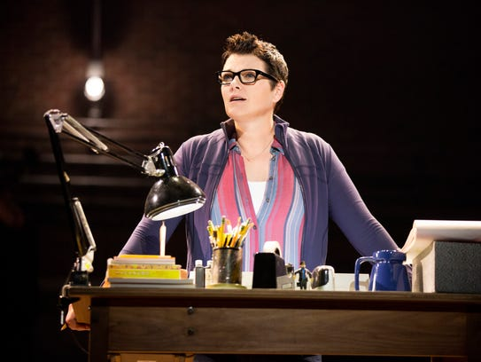 Fun Home features Miss America 1998 Kate Shindle, now