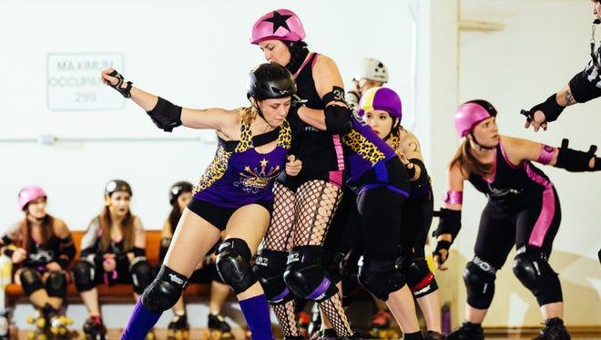 Cherry City Roller Derby