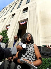 Detroit Federation of Teachers Interim President Ivy