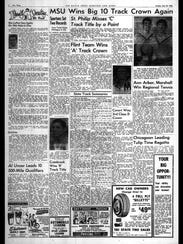 Battle Creek Sports History: Week of May 19, 1966