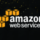 Logo banner for Amazon Web Services.