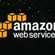 Logo banner for Amazon Web Services.
