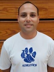 Yamil Del Valle, Barron Collier volleyball coach