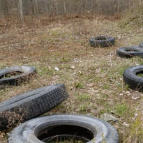 More than $1.2 million in state funding going to scrap tire cleanup