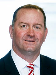 David Lenoir is a candidate for the Republican nomination in the 2018 Shelby County mayor's race.