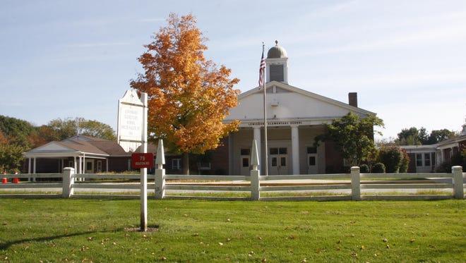 Lewisboro Elementary School Oct 10, 2011 ( Albert Conte / The Journal News )