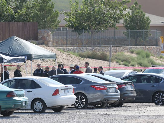 El Paso Police, El Paso Sheriff's Office and other
