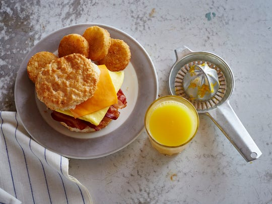 Bojangles' has received a lot of attention recently for the fact the restaurant makes its biscuits from scratch every 20 minutes.