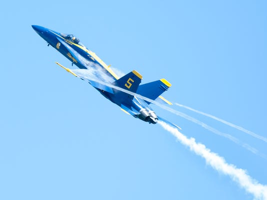 Blue Angels Saturday