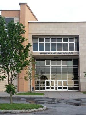 Pittsford Sutherland High School.