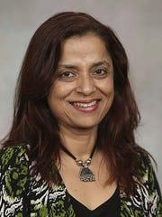 Sharmistha Self, chair of Missouri State University's Faculty Senate