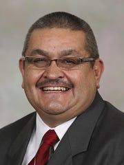 Juan Meraz, assistant vice president for multicultural