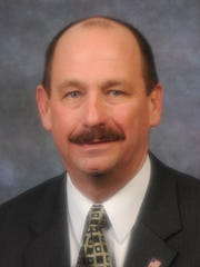 Stephen Hoven, chair of the MSU Board of Trustees